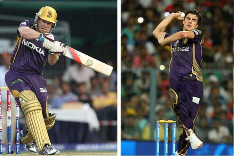 IPL 2021 : KKR ला धक्का! Pat Cummins ची माघार; Eoin Morgan च्या खेळण्यावरही प्रश्नचिन्ह