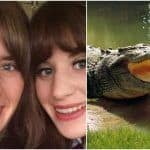 Brave Woman Fights Off 10-Ft-Long Crocodile, Repeatedly Punches It in Face to Protect Her Identical Twin Sister