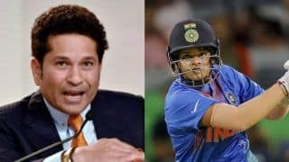 Shafali Verma Can Keep Audience Engaged While She is Batting: Sachin Tendulkar
