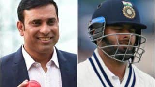 WTC Final: You Have to Show Patience And Discipline - VVS Laxman on Rishabh Pant's Dismissal