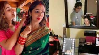 Yami Gautam Shares Endearing Video Of Sister Surilie Gautam Styling Her For The Wedding | Watch