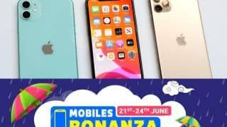 Flipkart Sale 2021 Last Day: Offers on iPhone 11 Pro, iPhone 11, iPhone 12 Mini, iPhone XR, Check Discounted Price
