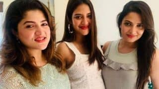 Nusrat Jahan's First Baby Bump Photo is Here, Confirms Pregnancy | Exclusive