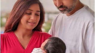 Shreya Ghoshal Reveals Her Baby's Name in a Beautiful Instagram Post, Dia Mirza-Neha Kakkar Comment