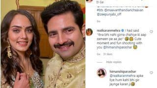 Amid Karan Mehra's Extramarital Affair Rumours, His Chat With co-Star Himanshi Goes Viral