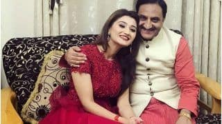 Actor Arushi Nishank, Daughter of Education Minister Ramesh Pokhriyal, Writes a Heartwarming Letter For His Speedy Recovery