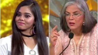 Indain Idol 12: Zeenat Aman Suggests Shanmukha Not To Take Criticism To Heart, Asks Her To 'Ignore, Ignore and Ignore'