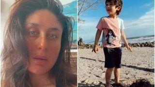 Kareena Kapoor Khan's Little Taimur Tries To 'Heal' Nature With His Cute Ways | Watch