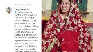 Kangana Ranaut Hijacks Yami Gautam's Wedding Posts, Gives Gyaan to Ayushmann Khurrana And Vikrant Massey