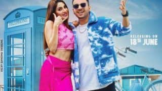 Nikki Tamboli Shares Poster of Her New Music Video 'Number Likh' With Tony Kakkar , Deets Inside