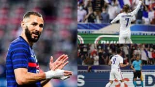 Karim Benzema Suffers Injury in France's 3-0 Win Over Bulgaria