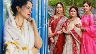 Yami Gautam Drops New Pic From Wedding, Fans Ask Why Hasn't Kangana Ranaut Commented Yet