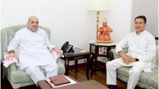 Jitin Prasada के BJP में शामिल होने पर शिवसेना ने ली चुटकी, कांग्रेस को भी दी यह सलाह...