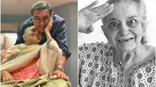 Boman Irani's Mother Jerbanoo Irani Passes Away At Her Mumbai Residence