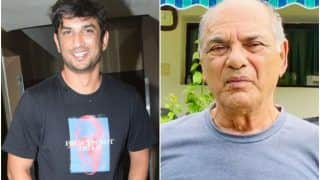 Sushant Singh Rajput's Father KK Singh Reacts to CBI Investigation a Year After Actor's Death