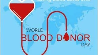 World Blood Donor Day 2021:  हर साल क्यों मनाया जाता है 'वर्ल्ड डोनर डे', यहां जानें इससे जुड़े तथ्य