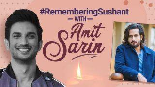 Remembering SSR: Amit Sarin ने अपने को एक्टर सुशांत को ऐसे किया याद, 'पवित्र रिश्ता' में कर चुके हैं साथ काम