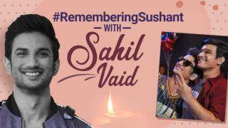 Sushant Singh Rajput की आखिरी फिल्म में थे Sahil Vaid, आज तक मौत की खबर पर नहीं है यकीन
