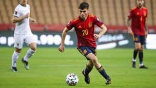 Euro 2020: Pedri Becomes Youngest Player to Represent Spain in European Championship