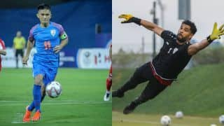 Match Highlights IND vs AFG Updates FIFA World Cup Qualifiers: Zamani Helps Afghanistan Draw 1-1 Against India