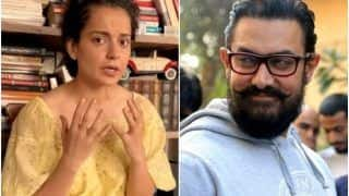 Kangana Ranaut Drags Aamir Khan in Her Passport Controversy, Says 'Maha Govt is Harassing me'