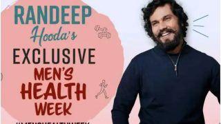Men's Health Week 2021: कोरोना काल में  बिना जिम जाए घर में रहकर इस तरह करें वर्कआउट, यहां देखें एक्टर रणदीप हुड्डा का Exclusive Interview