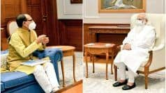 पीएम मोदी और शिवराज सिंह चौहान के बीच 80 मिनट तक हुई बातचीत, जानें क्यों हुई इतनी लंबी मीटिंग