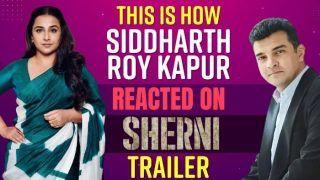 विद्या बालन के पतिSiddharth Roy Kapur नेSherni के ट्रेलर पर ऐसे किया रिएक्ट- VIDEO