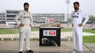 IND vs NZ WTC Final: Play Abandoned Due to Rain On Day 1 in Southampton