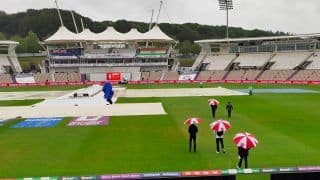 LIVE Southampton Weather Updates, India vs New Zealand, WTC Final, Day 3, Sunday, June 20: Rain, Bad Light, Overcast Conditions Likely to Play Spoilsport at Hampshire Bowl
