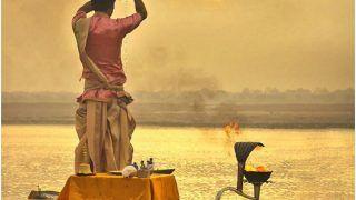 Ganga Dussehra 2021 Mantra & Arti: गंगा दशहरा पर करें इन मंत्रों का जाप, कष्टों से मिलेगी मुक्ति,  पूजा के बाद पढ़ें आरती