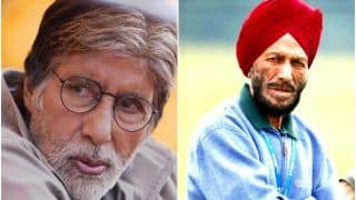 Amitabh Bachchan Remembers Milkha Singh, Shares Photo of Last Page From The Legend's Autobiography