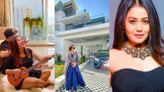 Neha Kakkar Inside House Pics: किसी 5 स्टार होटल से कम नहीं है नेहा कक्कड़ का आलिशान घर, अंदर चलते हैं!