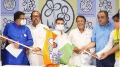पश्चिम बंगाल: कई बीजेपी नेताओं ने छोड़ी पार्टी, TMC में हुए शामिल
