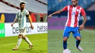 Match Highlights Argentina vs Uruguay Updates Copa America 2021: Argentina Beat Gritty Paraguay 1-0