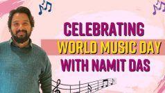 Aarya फेम एक्टर Namit Das के साथ ऐसे मनाया गयाWorld Music Day, देखिए कलाकारी का VIDEO
