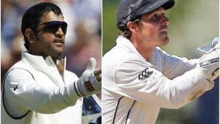 WTC Final: BJ Watling Pips MS Dhoni in Most Catches Tally in His Last Test