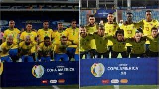Match Highlights BRA vs COL Updates Copa America 2021: Brazil Came Back From Behind to Beat Colombia 2-1