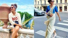 Taapsee Pannu छुट्टियां मनाकर इस देश से जल्द लौटेंगी, बोलीं- बैग पैक करने का टाइम...देखें वेकेशन Photos