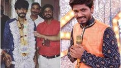 Indian Idol 12 Eliminated Hero Sawai Bhatt Welcomed Like a Groom in Rajasthan | Viral Videos