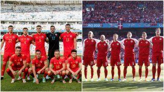 Match Highlights Wales vs Denmark Updates Euro 2020: Denmark Thrash Wales 4-0