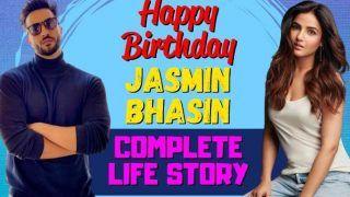B'dy: Jasmin Bhasin की ज़िंदगी से जुड़ी कुछ अनसुनी बातें, जानिए एक्ट्रेस की कम्पलीट लाइफ स्टोरी-VIDEO