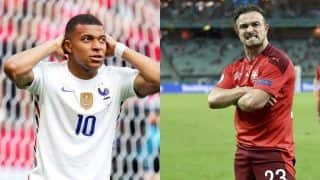France vs Switzerland Match Highlights And Updates: Kylian Mbappe Misses Penalty as France Are OUT of EURO 2020