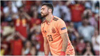 Video | Unai Simon Concedes Bizzare Own Goal During Croatia vs Spain Euro 2020 Clash