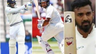 Aakash Chopra Selects India's Opening Pair For England Series