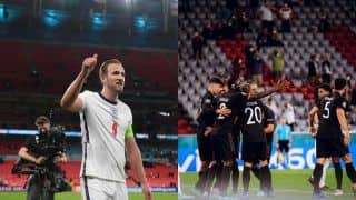 England vs Germany Match Highlights And Updates Euro 2020: ENG 2-0 GER; Raheem Sterling, Harry Kane Score as England Seal Quarterfinals Berth
