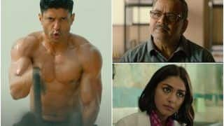 Toofaan Trailer: Farhan Akhtar Brings a Deeply Inspiring Story of Grit And Will on Amazon Prime Video