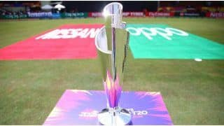 UAE to Host T20 World Cup From Oct 17 to Nov 14: Report
