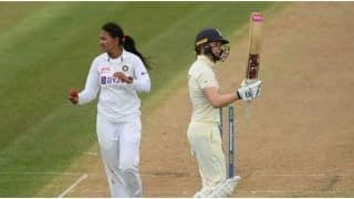India Women vs England Women One-Off Test: Sneh Rana Reckons The Pitch Was Slow, But it Helped Spinners