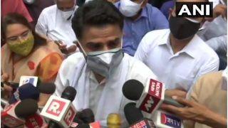 'रीता बहुगुणा जोशी में मुझसे बात करने की हिम्मत नहीं', BJP शामिल होने के दावे पर बोले सचिन पायलट